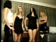 Party Girls Caning Competition Clip 2 00:14:40