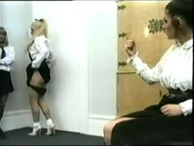 English Spanking Classic #22 - Mrs. Crabtree & The Hitchhiker Clip 1 00:10:00