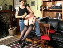 Credit Card Caning Clip 3 00:28:20