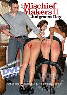 Mischief Makers 2 - Judgement Day Box Cover
