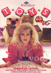 Toys 4 Us Box Cover