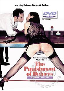 The Punishment Of Dolores Box Cover