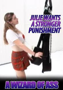 Julie Wants A Stronger Punishment Box Cover