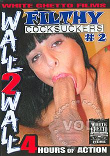 Filthy Cocksuckers #2 Box Cover