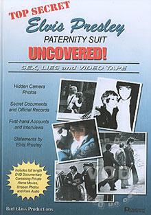 Elvis Presley Paternity Suit Box Cover