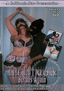 The Intruder Strikes Again Box Cover