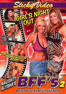 Naughty Alysha's BFF's (Best Fucking Friends) 2 Box Cover