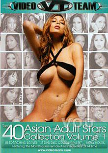 Top 40 Asian Adult Stars Collection Volume 1 (Disc 1)