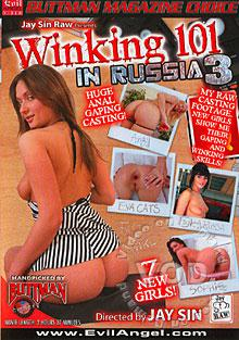 Winking 101 In Russia 3 Box Cover
