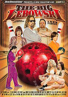 The Big Lebowski - A XXX Parody (Disc 1) Box Cover