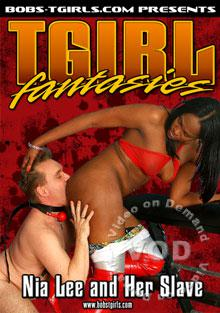 TGirl Fantasies Nia Lee And Her Slave Box Cover