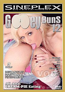 Gooey Buns 12 Box Cover