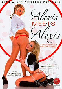Alexis Meets Alexis Box Cover