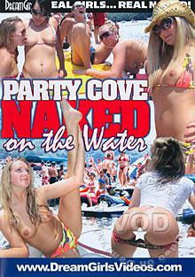 Party Cove - Naked On The Water Box Cover