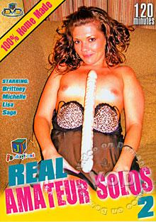 Real Amateur Solos 2 Box Cover