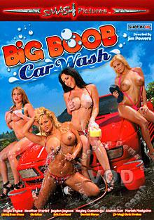 Big Boob Car Wash Box Cover