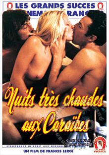 Hot Nights In The Caribbean (French Language) Box Cover