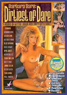 Barbara Dare: Dirtiest Of Dare Box Cover