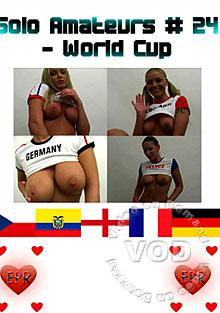 Solo Amateurs #24 -  World Cup Box Cover