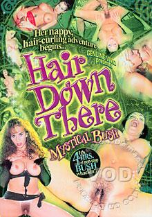 Hair Down There Box Cover