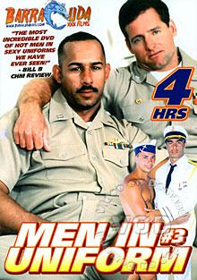 Men In Uniform #3 Box Cover