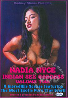 Nadia Nyce - Indian Sex Goddess 2 Box Cover