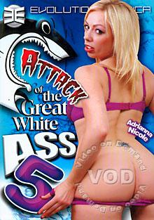 Attack Of The Great White Ass 5 Box Cover