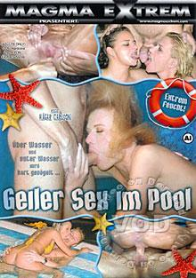 Geller Sex Im Pool Box Cover