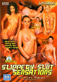 Slippery Slut Sensations Box Cover