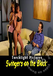 Swingers On The Block Box Cover