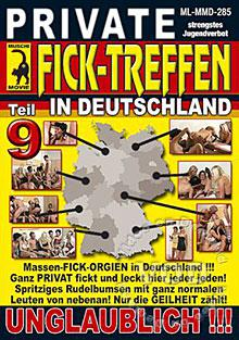Private Fick-Treffen In Deutschland 9 (Private Swingers In Germany 9) Box Cover