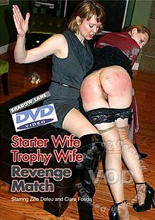 Starter Wife - Trophy Wife Revenge Match Box Cover
