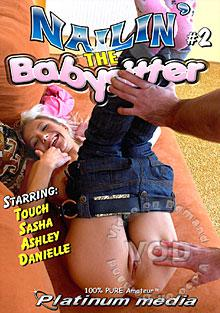 Nailin' The Babysitter 2 Box Cover