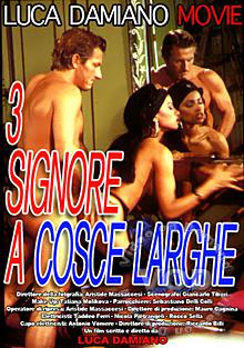 3 Signore A Cosce Larghe