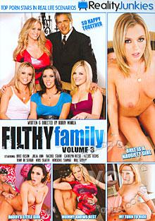Filthy Family Volume 3 Box Cover