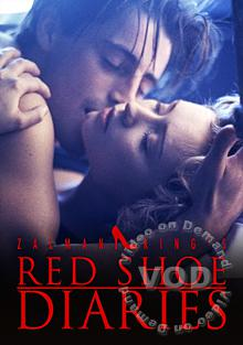 RED SHOE DIARIES: Just Like That Box Cover