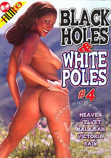 Black Holes & White Poles #4 Box Cover