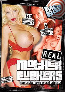 Real Motherfuckers Box Cover