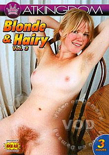ATK Blonde & Hairy Vol. 3