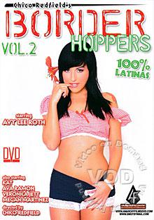 Border Hoppers Vol. 2 Box Cover