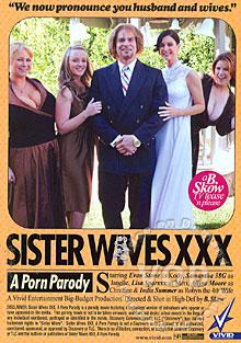 Sister Wives XXX - A Porn Parody Box Cover