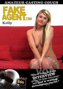Fake Agent Presents - Kelly Box Cover