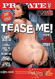 Private Specials 52 - Tease Me Box Cover