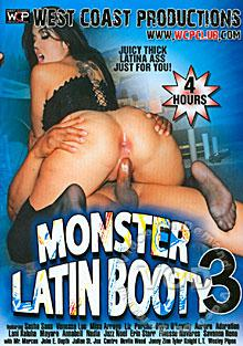 Monster Latin Booty 3 Box Cover