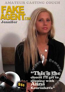 Fake Agent Presents - Jennifer Box Cover