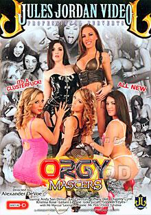 Orgy Masters Box Cover