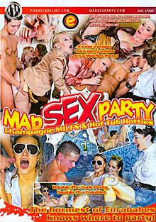 Mad Sex Party - Champagne MILFs & Hot Tub Hotties Box Cover