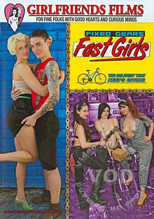Fixed Gears Fast Girls Box Cover