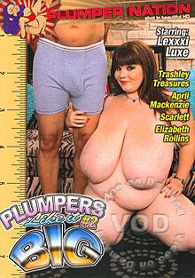 Plumpers Like It Big #2 Box Cover