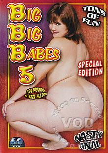 BBB - Big Big Babes #5 Box Cover